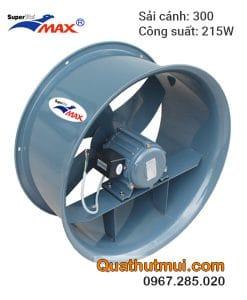 Quạt thông gió công nghiệp tròn Superlite Max SLHCV-30