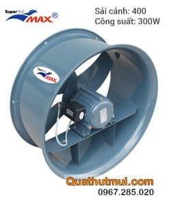 Quạt thông gió công nghiệp tròn Superlite Max SLHCV-40